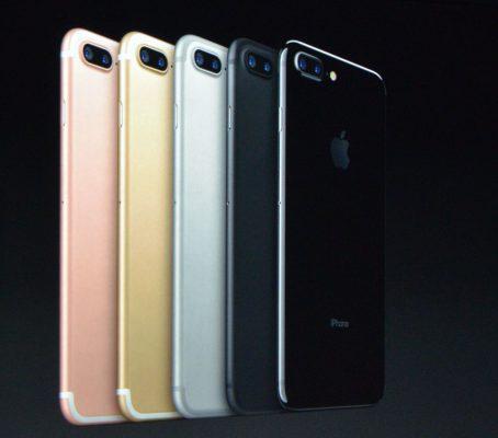Сравнение iPhone 7 iPhone 6S и iPhone SE