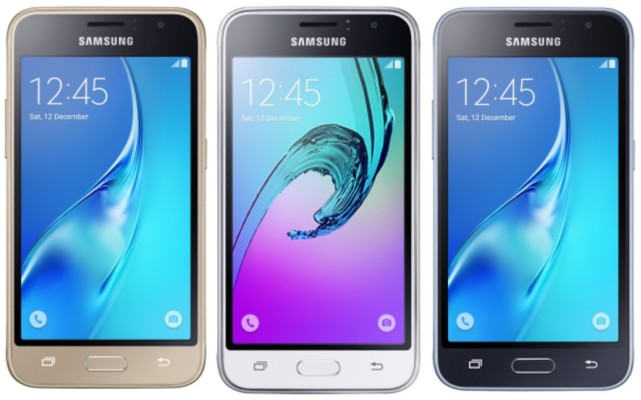Samsung SM-J120 Galaxy J1