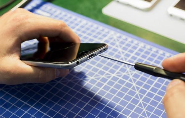 Как заменить экран iPhone 6 своими руками