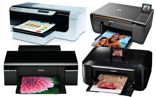 Почему принтер печатает полосами - основные причины