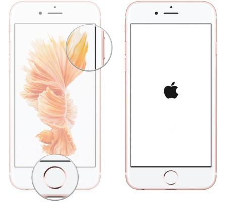 iPhone не грузится дальше яблока