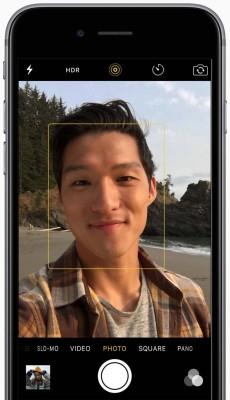 В iPhone не фокусируется камера