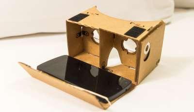 VR очки для смартфона iPhone или Android