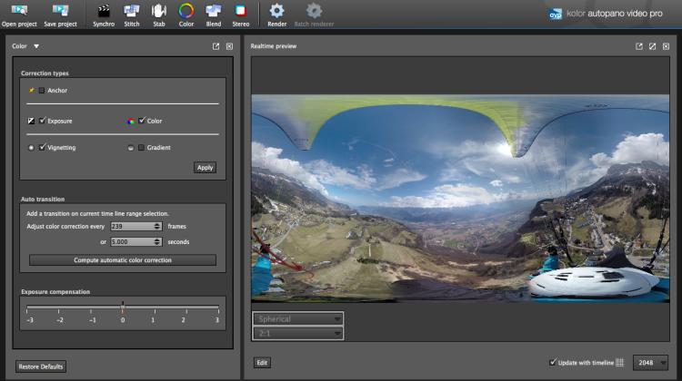 Как снимать видео 360 градусов для VR