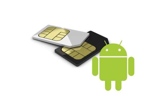 Смартфон Android не видит СИМ карту