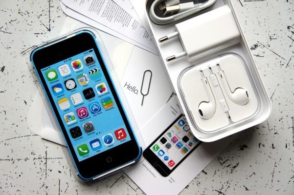 комплектации устройств компании iPhone