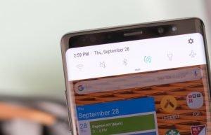 Как увеличить время работы Samsung Note 8 без подзарядки