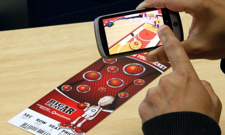 9 приложений дополнительной реальности для Android