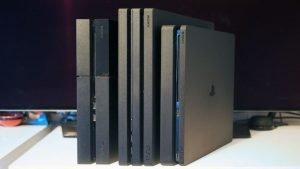 Сравнение и различия PlayStation 4, Slim и Pro - какую выбрать