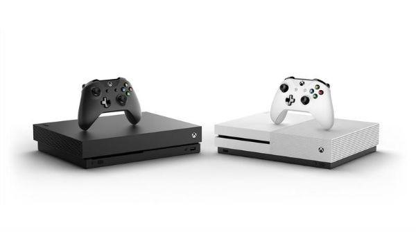 сравнение и Различия Xbox One X и Xbox One S