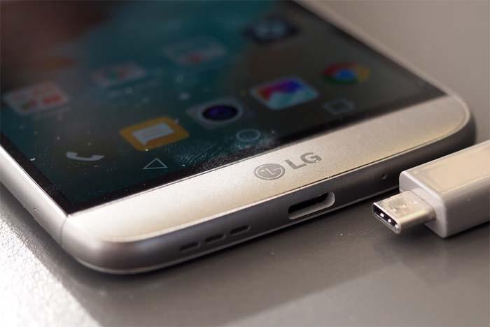 Телефон LG не заряжается - причины