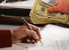 Деньги в долг под расписку нотариуса