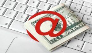 Займ (микрокредит) на банковский счет через Интернет